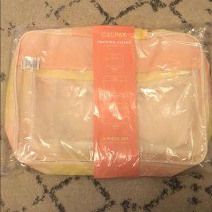 Calpak packing cubes 3pc set